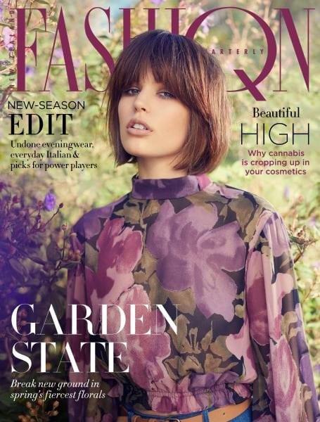 Fashion Quarterly - March 2021 PDF download free