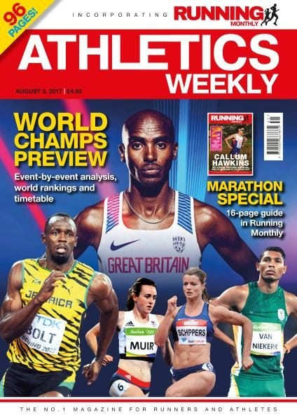 Download Athletics Weekly — August 3, 2017