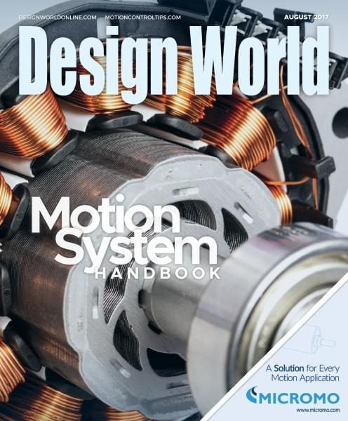 Download Design World — Motion Systems Handbook 2017