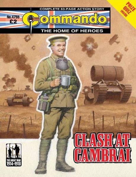 Download Commando 4755 — Clash at Cambrai