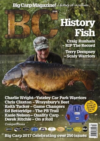 Download Big Carp — Issue 254 — October 2017