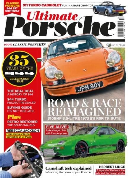 Download Ultimate Porsche — October 2017