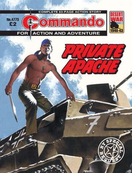 Download Commando 4773 — Private Apache