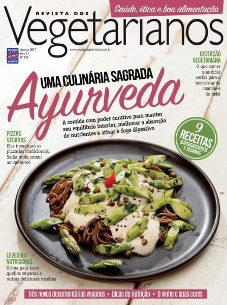 Download Vegetarianos Brazil — Agosto 2017