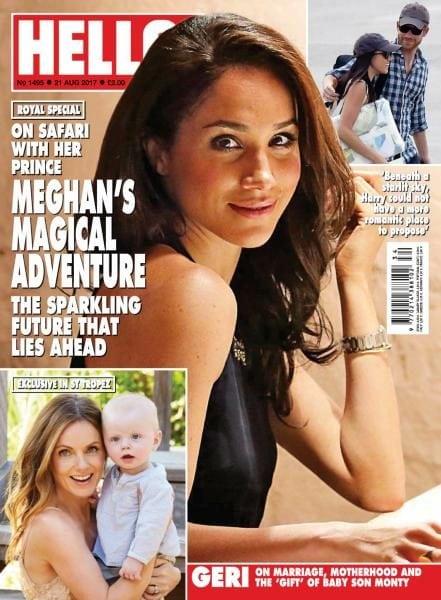 Download Hello! Magazine UK — Issue 1495 — 21 August 2017