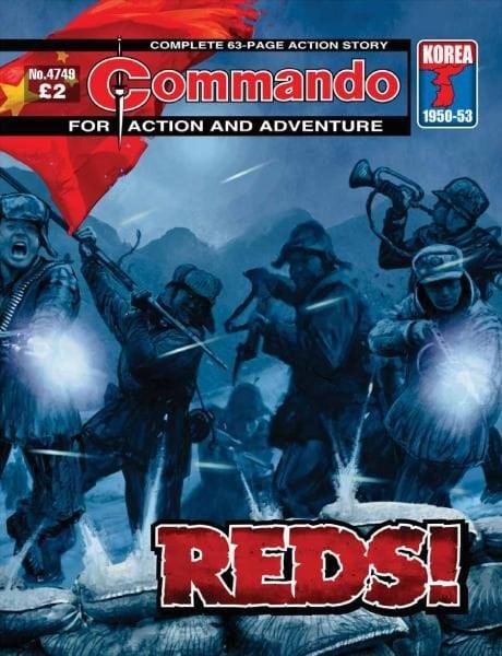Download Commando 4749 — Reds!