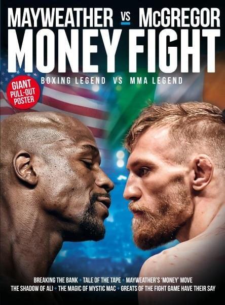 Download Blitz Martial Arts Magazine — Mayweather vs McGregor (2017)