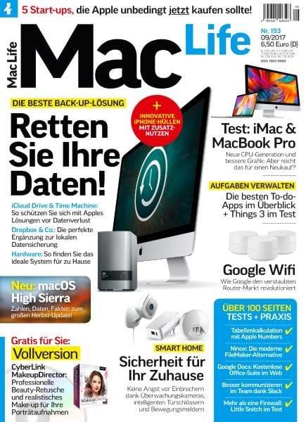 Download Mac Life Germany — September 2017