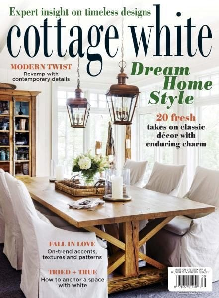 Cottage white fall winter 2017 pdf download free for White house fall garden tour 2017