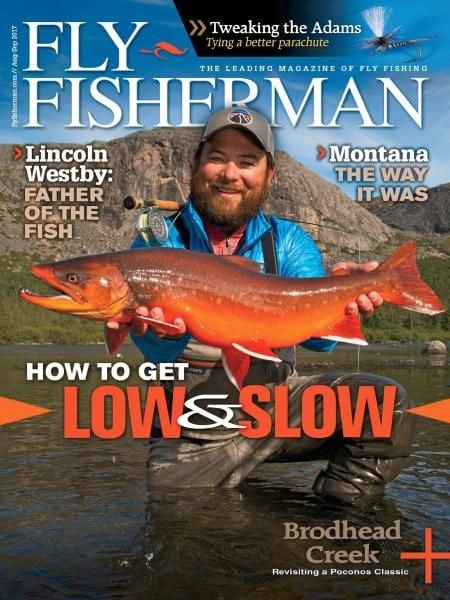 Download Fly Fisherman — August-September 2017