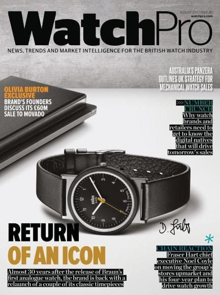 Download WatchPro — August 2017