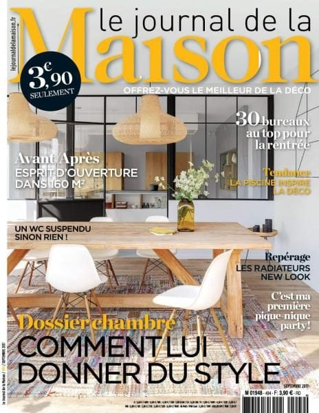 Le journal de la maison septembre 2017 pdf download free - Journal de la maison ...