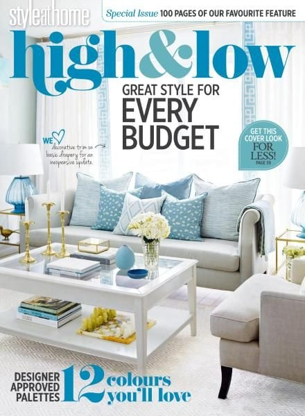 Download Style at Home Special Issue — High & Low 2017
