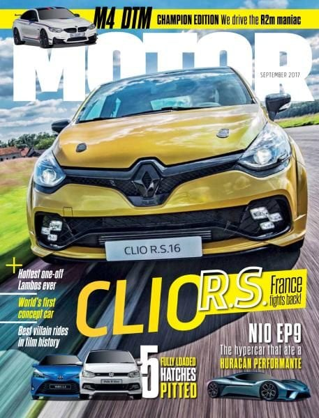 Download Motor South Africa — September 2017