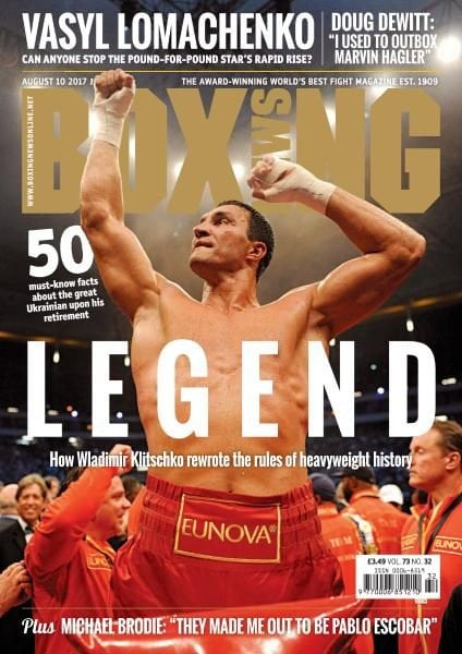 Download Boxing News — August 10, 2017