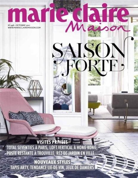 Beliebt Marie Claire Maison France — Octobre 2017 PDF download free GW79