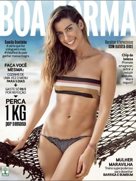 Download Boa Forma Brazil — Agosto 2017