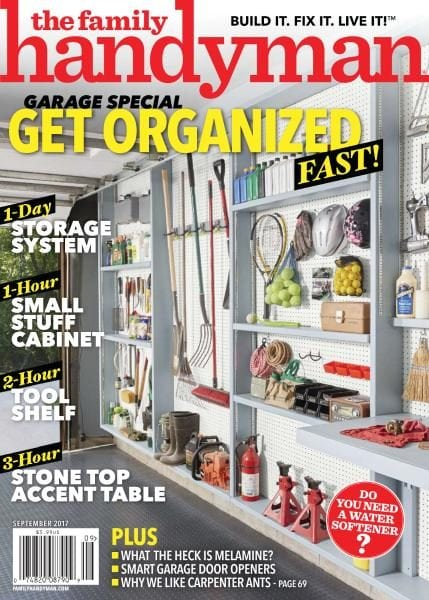 The Family Handyman Magazine Review ~ Review Spew