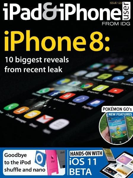 Download iPad & iPhone User — Issue 123 2017