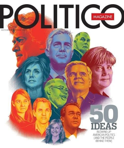 Download Politico Magazine — September-October 2017