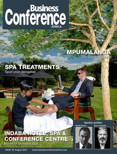 Download Business Conference Africa — Issue 10 — August 2017
