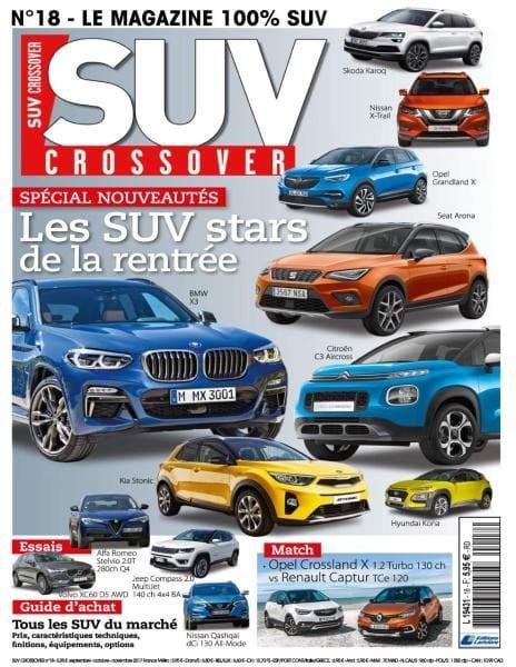 Download Suv Crossover – Septembre-Octobre 2017