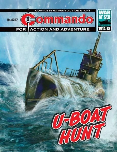 Download Commando 4797 — U-Boat Hunt