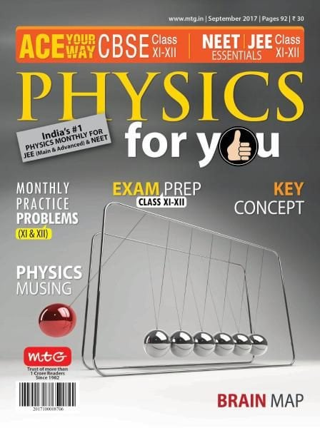 Download Physics For You — September 2017
