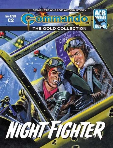 Download Commando 4768 — Night Fighter