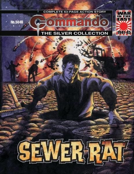 Download Commando 5046 — Sewer Rat
