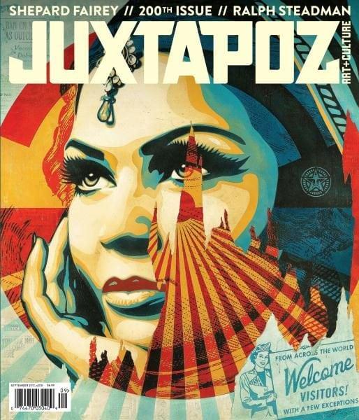 Download Juxtapoz Art & Culture — Issue 200 — September 2017