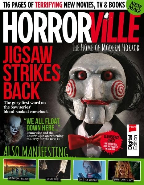 Download Horrorville — Issue 5 2017