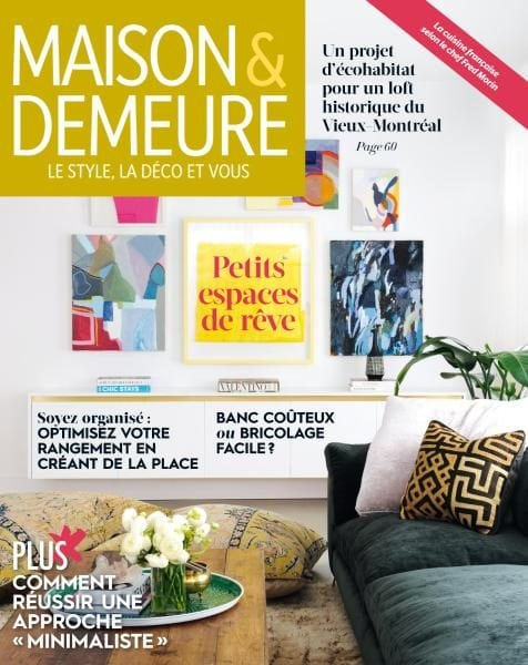 Maison demeure septembre 2017 pdf download free for Maison demeure