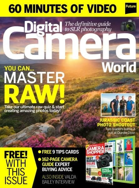 Download Digital Camera World — September 2017