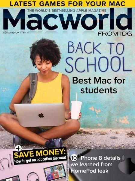 Download Macworld UK — September 2017