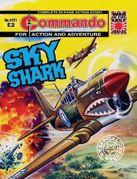 Download Commando 4721 — Sky Shark