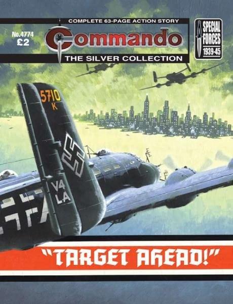 Download Commando 4774 — Target Ahead!