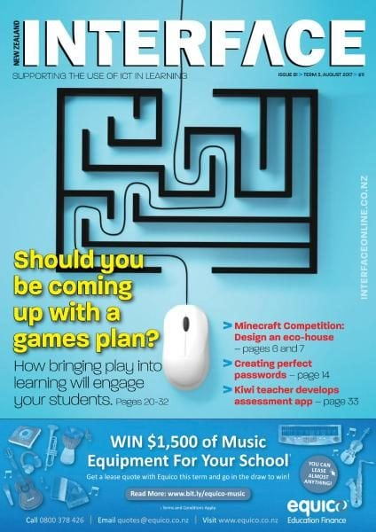 Download Interface — Issue 81 — August 2017