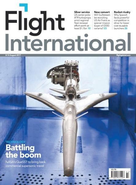Download Flight International — 8 — 14 August 2017