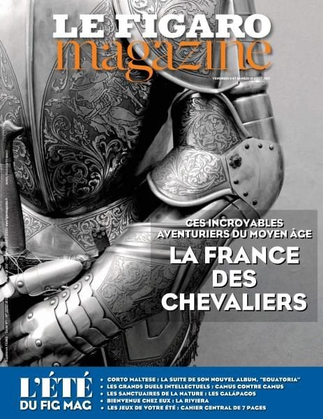 Download Le Figaro Magazine – 11-12 Août 2017