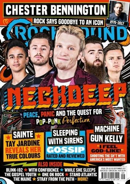 Download Rock Sound — September 2017