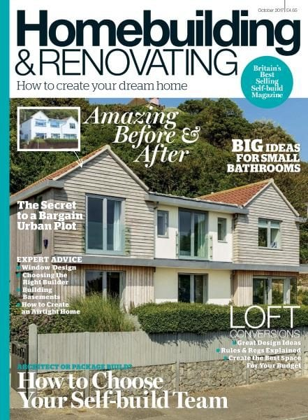 Download Homebuilding & Renovating — October 2017