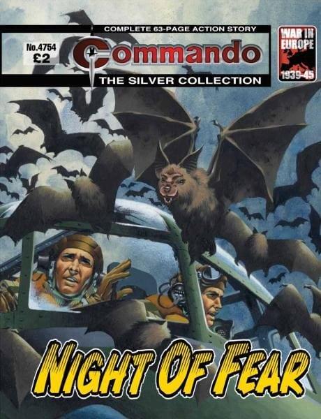 Download Commando 4754 — Night of Fear