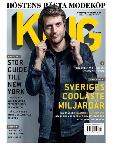 Download King Sweden — September 2017