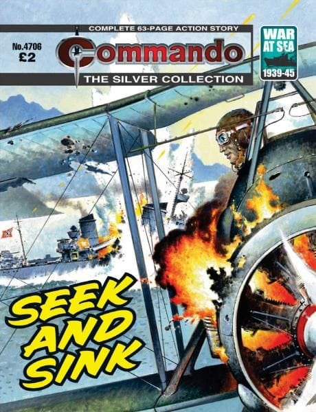 Download Commando 4706 — Seek and Sink