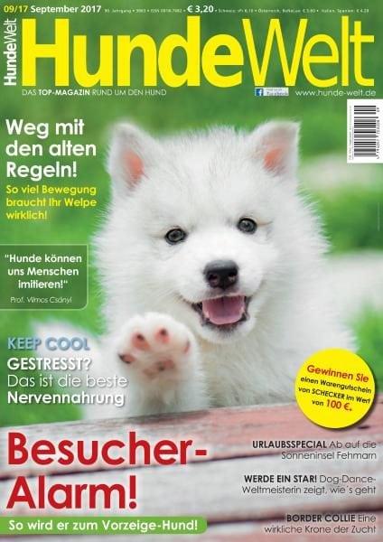Download HundeWelt – September 2017