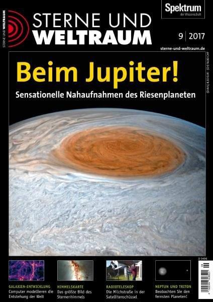 Download Sterne und Weltraum — September 2017