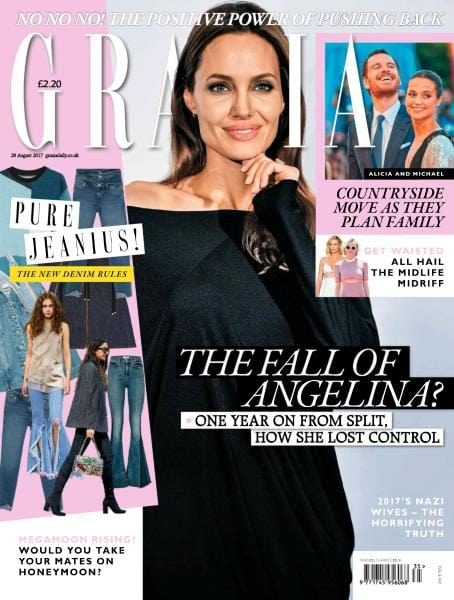 Download Grazia UK — Issue 642 — 28 August 2017