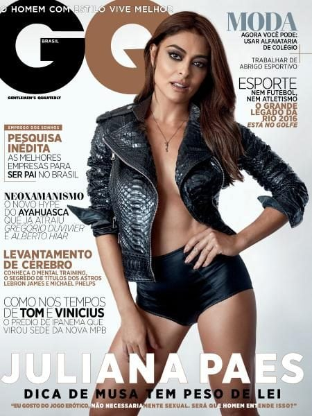 Download GQ Brazil — Agosto 2017