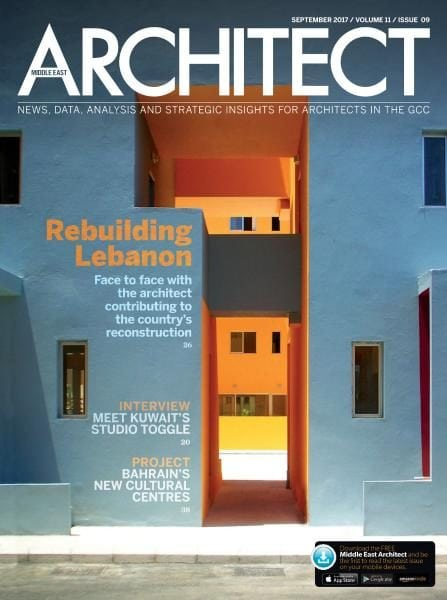 Architect middle east september 2017 pdf download free for Free architectural magazines